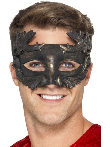 Warrior God Metallic Masquerade Eyemask