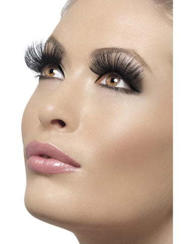Women's Eyelashes Black