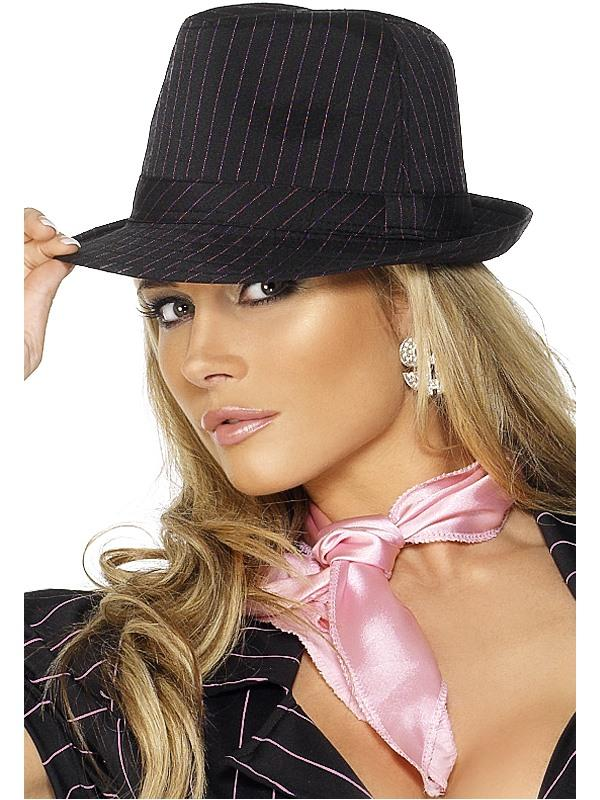4bf1ceadcdd0e Womens Fever Gangster Trilby Hat