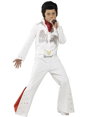 Elvis Costume  sc 1 st  Fancy Panda Costumes & Elvis Presley