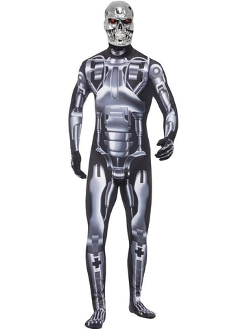 Endoskeleton Costume