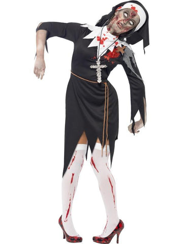 Zombie Bloody Sister Mary Costume