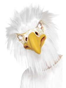 Eagle Mask, Full Overhead
