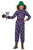 Girl's David Walliams Deluxe Awful Auntie Fancy Dress Costume