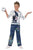 David Walliams Deluxe Billionaire Boy Fancy Dress Costume