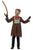 Boy's David Walliams Deluxe Mr Stink Fancy Dress Costume