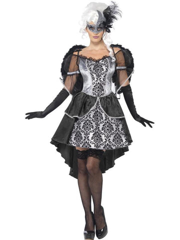 Dark Angel Masquerade Costume