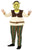 Shrek Kids Deluxe Fancy Dress Costume