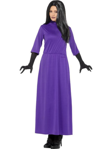 Women's Roald Dahl Deluxe The Witches Fancy Dress Costume Purple
