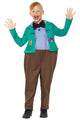 Boy's Roald Dahl Deluxe Augustus Gloop Fancy Dress Costume