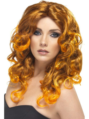 Women's Glamour Wig Light aubu