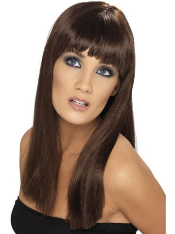 Women's Glamourama Wig Brown
