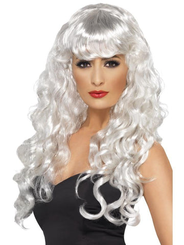 Women's Siren Wig White