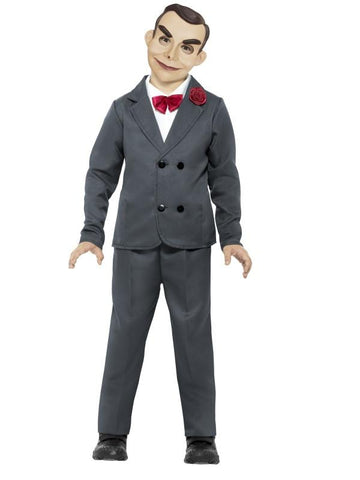 Boy's Goosebumps Slappy the Dummy Fancy Dress Costume