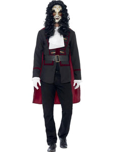 Venetian Highwayman Costume