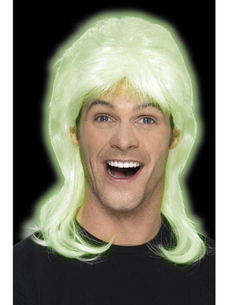 80s Party Mullet Wig
