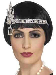 Flapper Jewel Headband