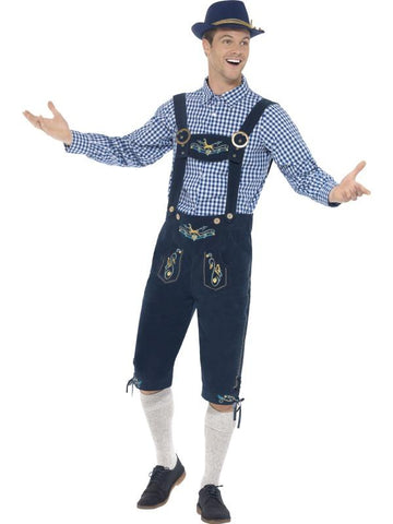 Traditional Deluxe Rutger Bavarian Costume