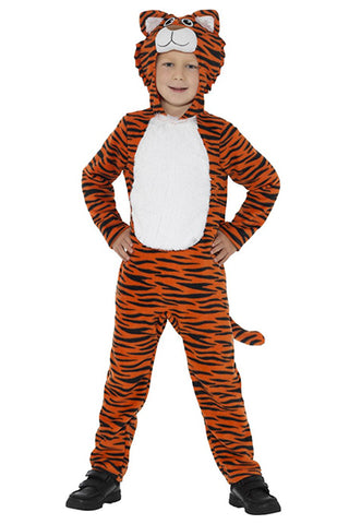Child Tiger Fancy Dress Costume