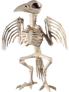 Raven Skeleton Prop