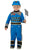 Toddler Racing Car Driver Fancy Dress Costume
