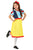 Deluxe Princess Snow Fancy Dress Costume