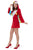 Parrot Fancy Dress Costume, Womens