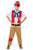 Horrible Histories Pirate Crew Fancy Dress Costume,  Child