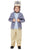 Wind in the Willows Ratty Deluxe Fancy Dress Costume,  Child