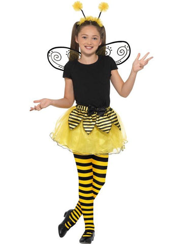 Girl's Bumblebee Kit Blk&yell