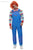 Adult Chucky Fancy Dress Costume