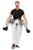 Men's Piggyback Sheikh Fancy Dress Costume