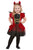 Devil Fancy Dress Costume, Girls Halloween Costume