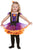 Pumpkin Witch Fancy Dress Costume - Girls Halloween Costumes
