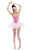 Zombie Ballerina Costume - Female Halloween Fancy Dress