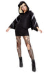 Bat Fancy Dress Costume, Ladies