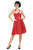 50s Rockabilly Pin Up Fancy Dress Costume