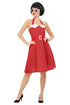 50s Rockabilly Pin Up Fancy Dress Costume,  Female