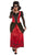Vampire Lady Costume , Halloween Fancy Dress