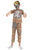 Zombie bandaged Egyptian Mummy Costume - Halloween Fancy Dress