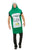 Gin Bottle Fancy Dress Costume, Adult Costume ,St Patrick's fancy Dress ,Stag Do Fancy Costume
