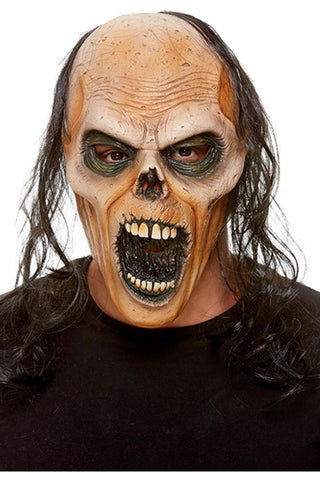 Zombie Latex Mask,  Adult