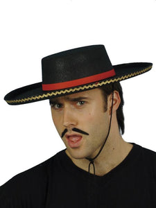 Spanish Hat - Mens Fancy Dress Costume & Accessories