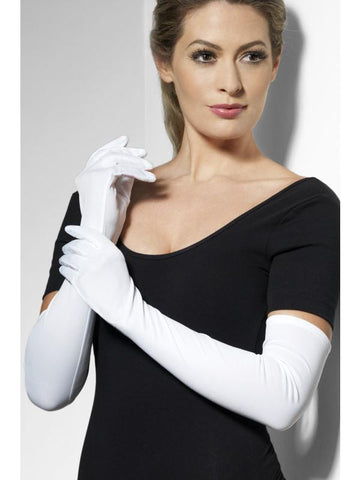 Women's Gloves White