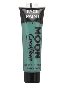 Moon Creations Face & Body Paint, Turquoise