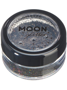 Moon Glitter Holographic Glitter Shakers, Red