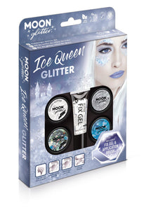 Moon Glitter Ice Queen Glitter Kit, Assorted