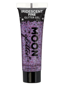 Moon Glitter Iridescent Glitter Gel, Purple