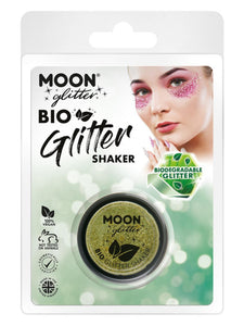 Moon Glitter Bio Glitter Shakers, Gold