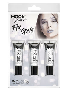 Moon Glitter Fix Gel, Clear